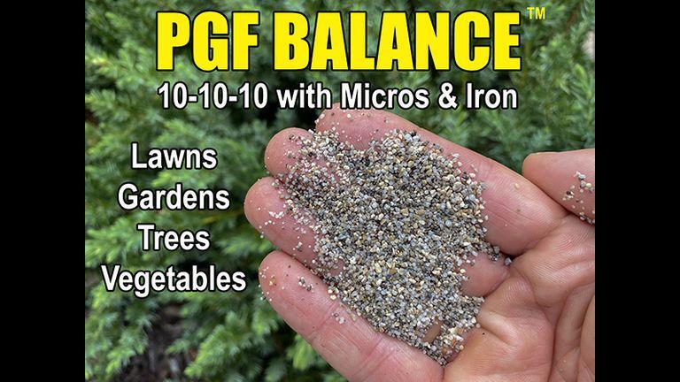 Pgf balance fertilizer