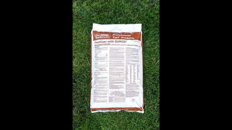 Fertilizer with Surge UNCROPPED