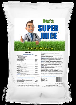 Docs Super Juice Fertilizer