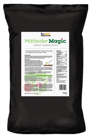 The Andersons Mittleider Magic Weekly Garden Food